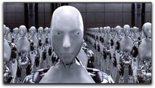 I-Robot | Bread and Sham